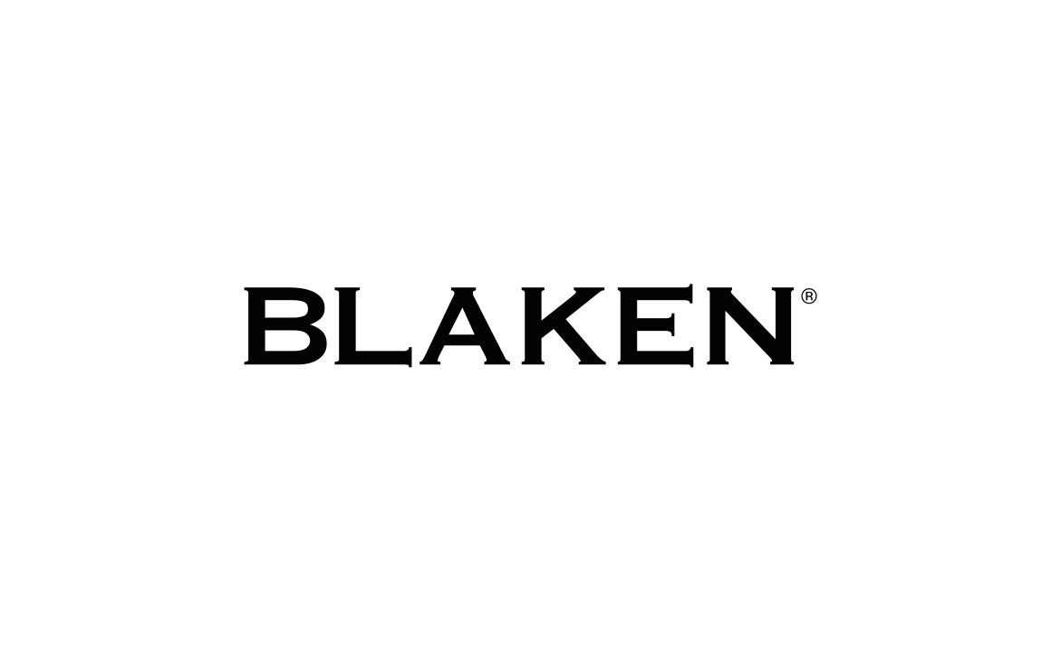 logodesign für luxusuhren veredler blaken watches