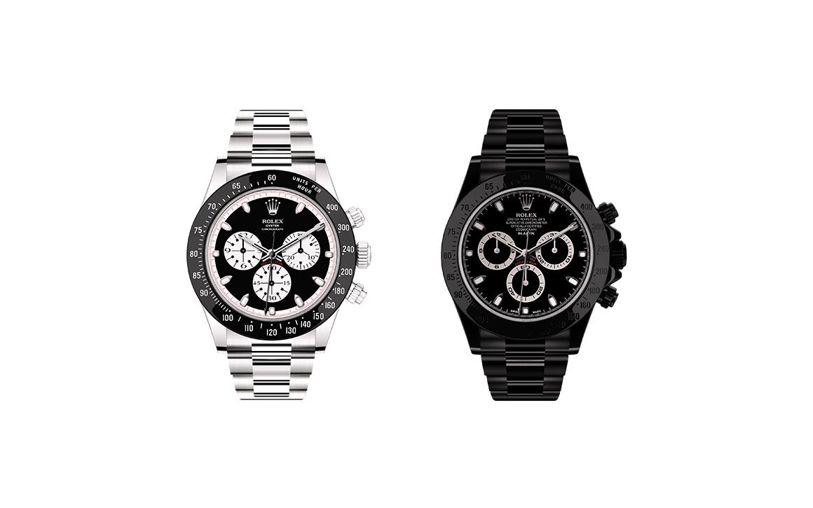 grafikdesign für luxusuhren veredler blaken watches