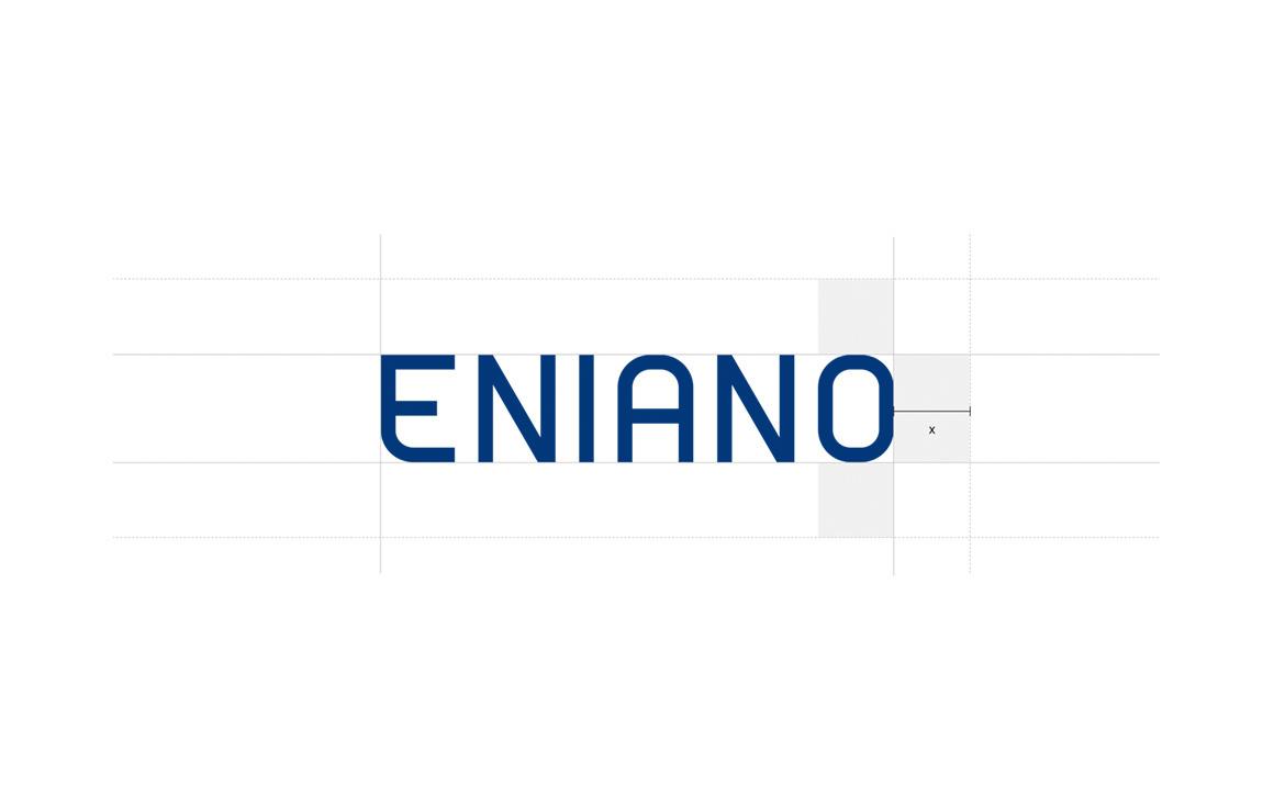 logodesign für eniano