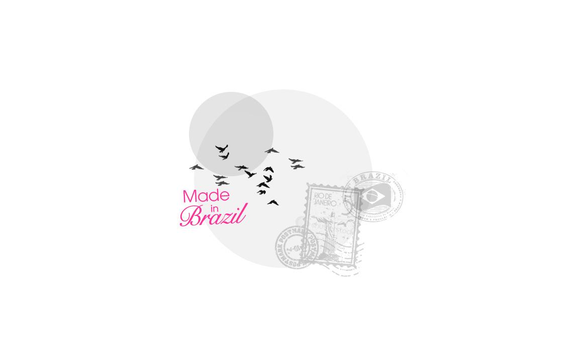 grafikdesign element für die website von fernanda brandao