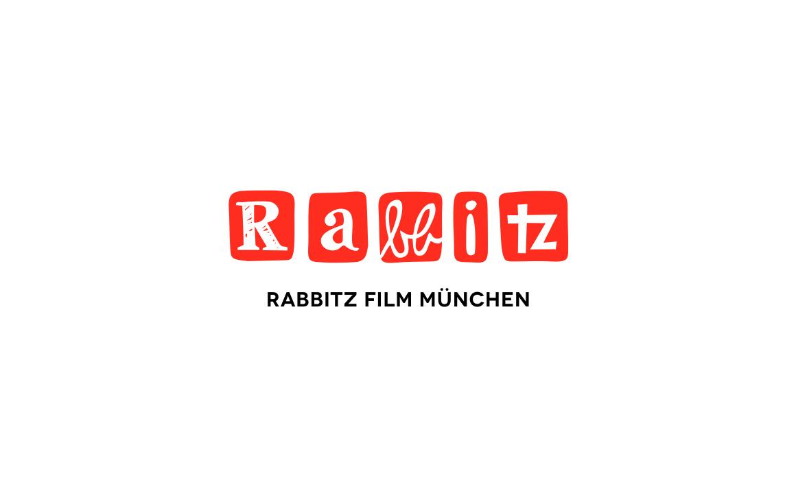 logo design für rabbitz film münchen