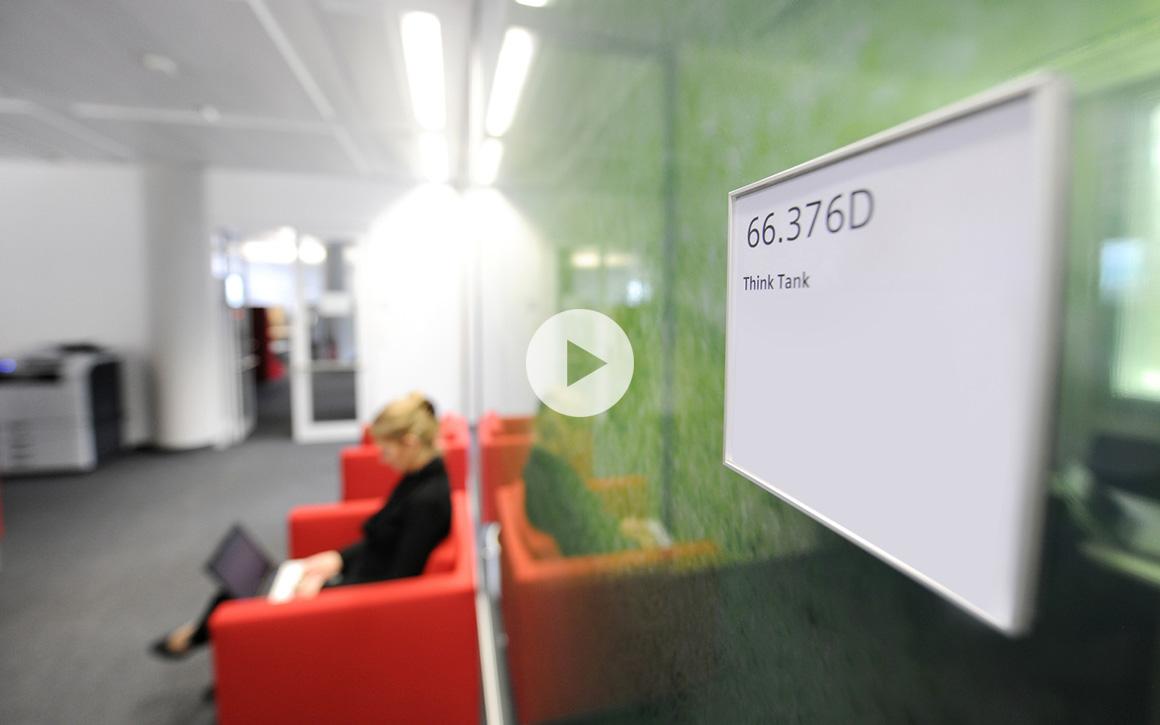 imagefilm ausschnitt der virtuellen tour durch das neue siemens office