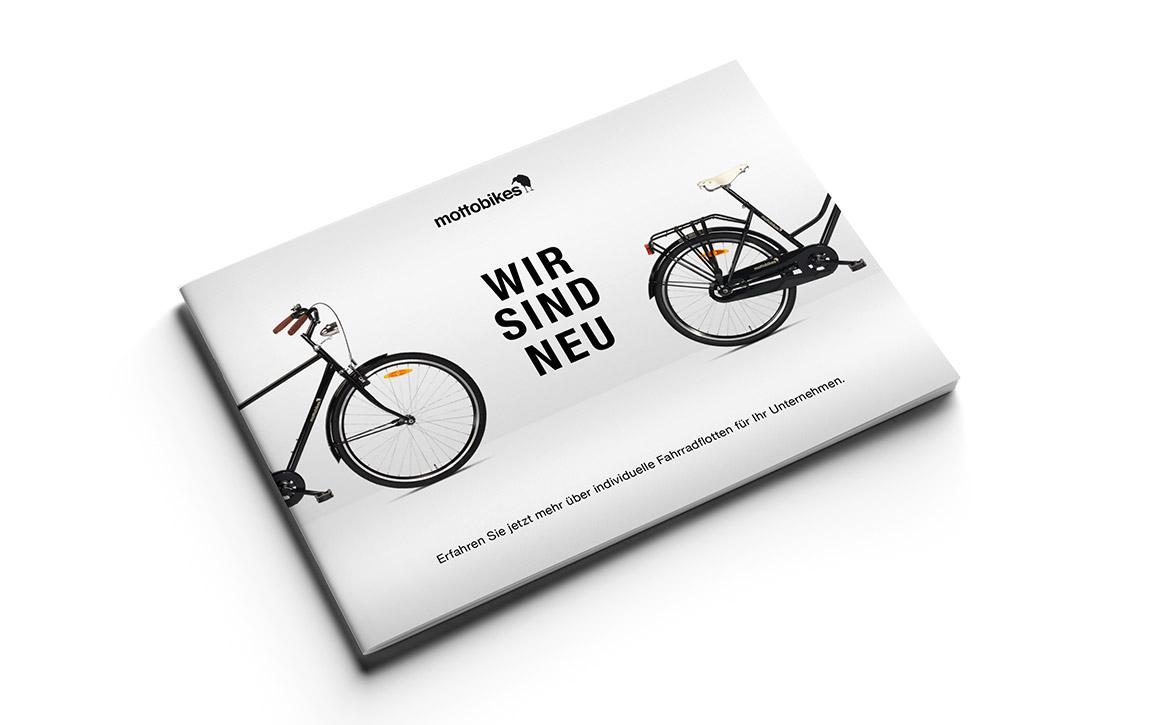 mailing cover für mottobikes fahrradflotten